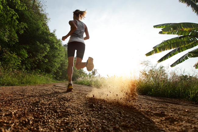 lady-running
