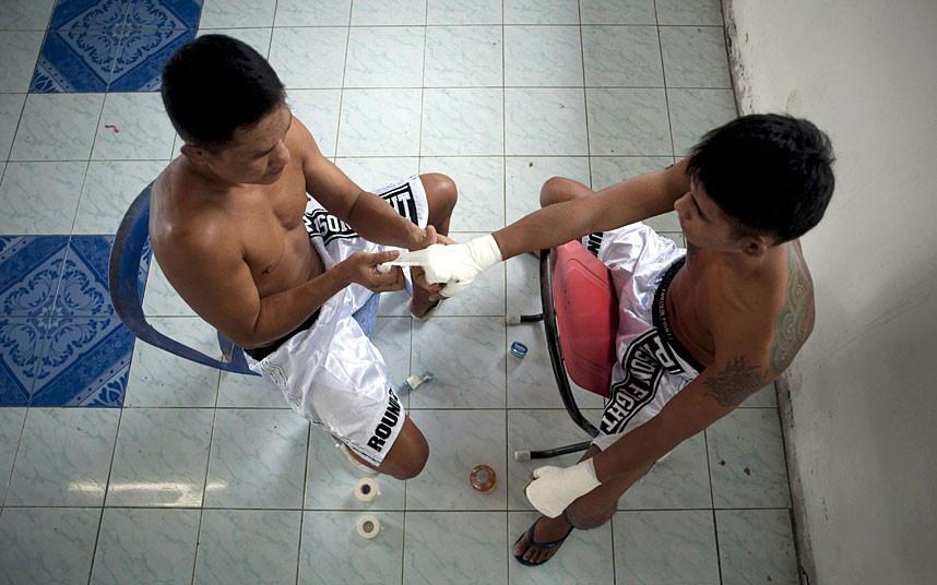 підготовка до бою